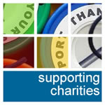 Supporting Charities