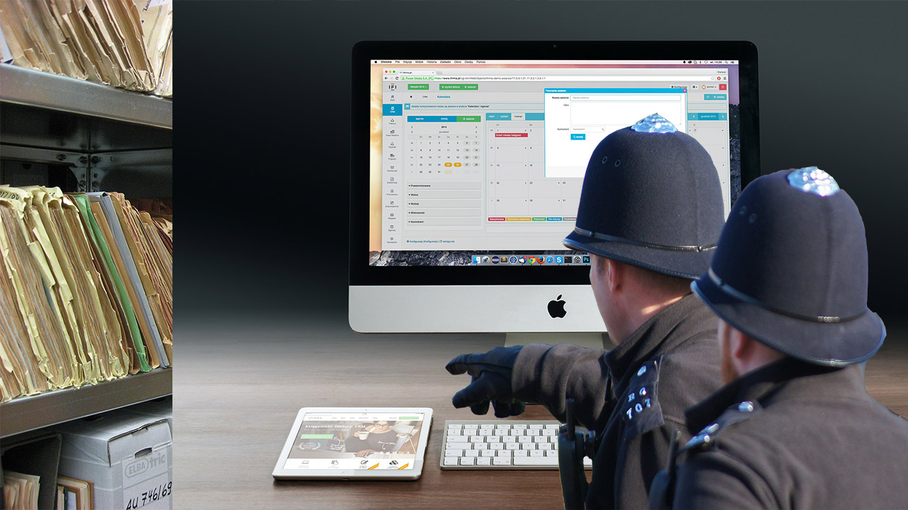 Police Data Disclosure Request